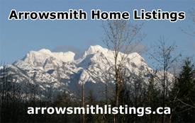 Port Alberni - Beautiful Mt. Arrowsmith crowns the scenic Alberni Valley - Arrowsmith Home Listings Logo
